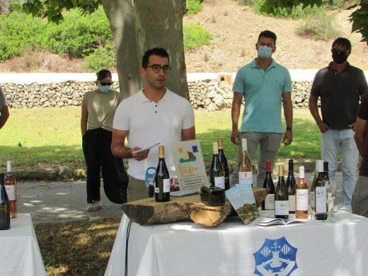 (Fotos) Descorchando los vinos de Menorca