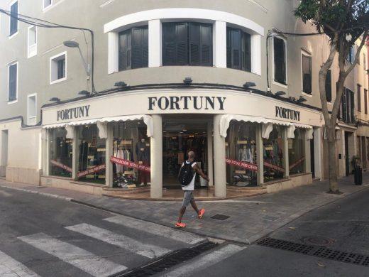 (Fotos) Fortuny cierra la tienda después de 75 años