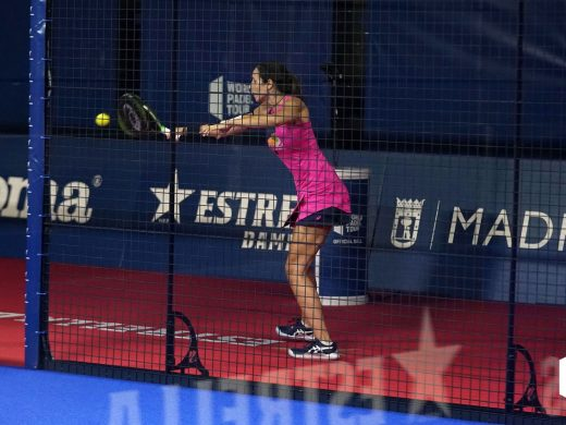 (Fotos) Gemma Triay, a la final de Madrid
