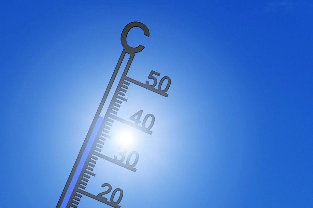 Las altas temperaturas serán constantes toda la semana