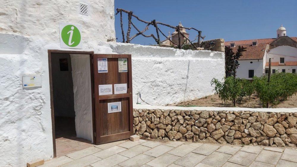 Oficina de Información Turística de es Castell