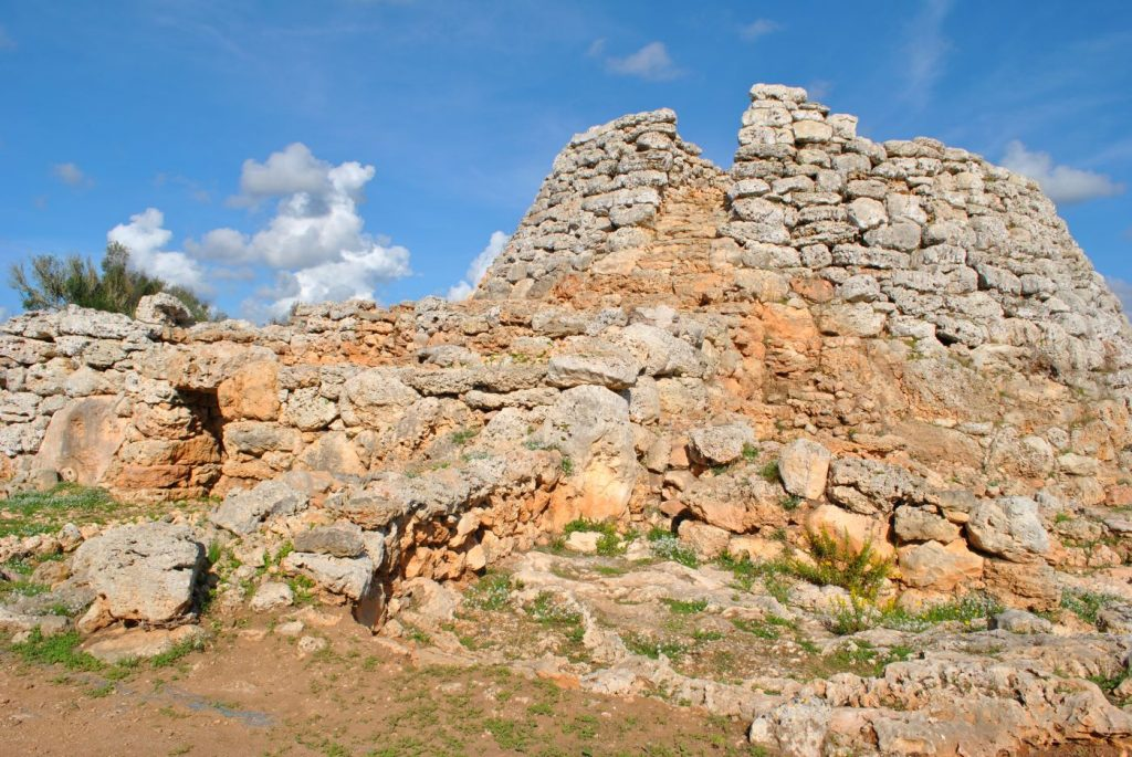 Talaiot del Oeste de Cornia Nou (Foto: EA)