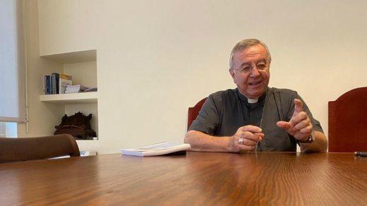 Taltavull, durante la entrevista (Fotos: Mallorcadiario.com)