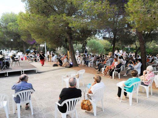 (Fotos) Quintet Nura protagoniza el delicioso inicio de 'Música Inter Tempora'