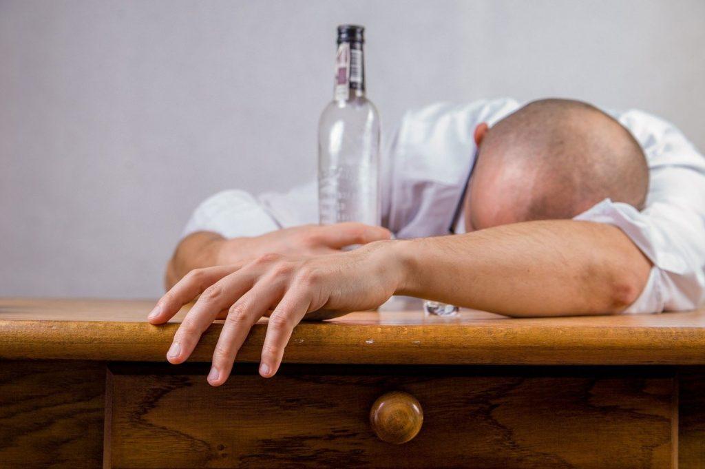 El peligro del alcohol.