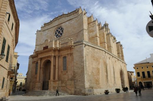 Catedral de Menorca.