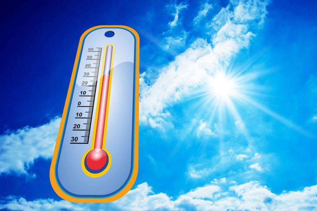 Mucho calor este martes en Menorca