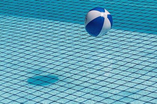 La piscina más limpia