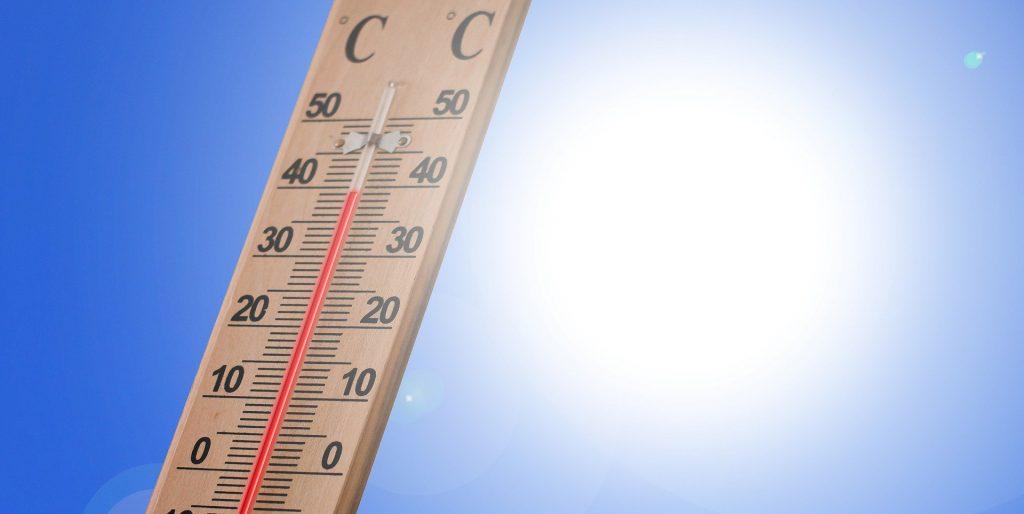 La humedad ambiental provocará que la sensación térmica alcance los 36 grados