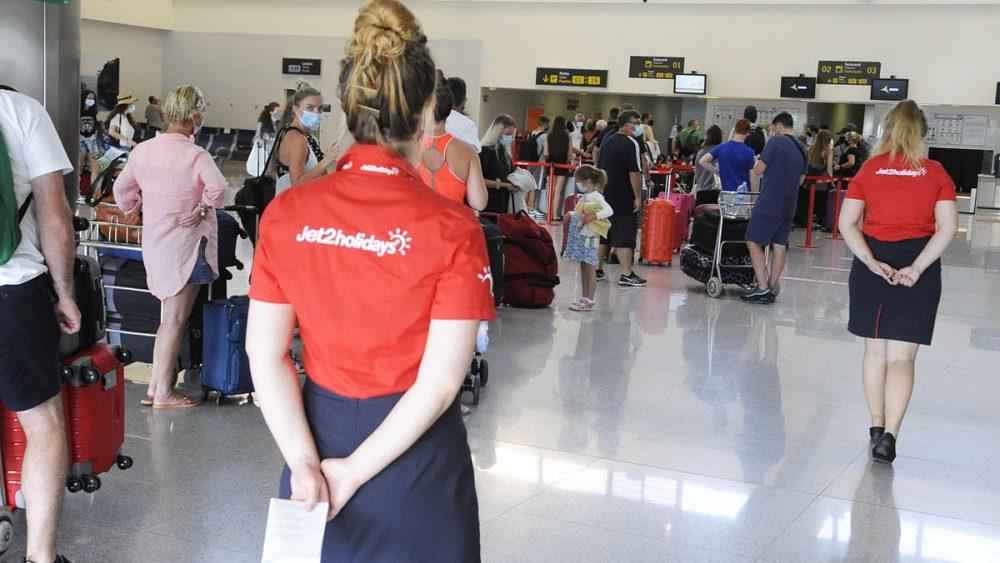 La AETIB ha mantenido cerca de 10 reuniones de trabajo con diferentes compañías aéreas (Foto: Tolo Mercadal)