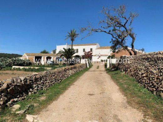 (Vídeo y fotos) Un impresionante predio de 50 hectáreas a la venta en Ciutadella