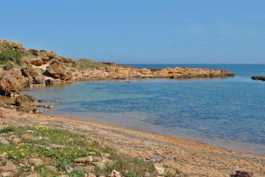 Pocas nubes y calor este miércoles en Menorca