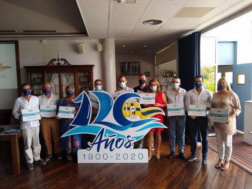 Imagen de la presentación del libro (Foto: CM Mahón)