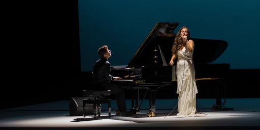 Imagen de una de sus actuaciones.