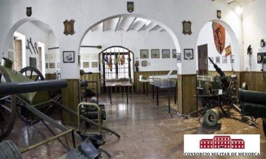 Imagen del Museo Militar de Menorca