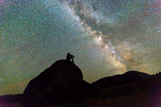 Las estrellas son un nuevo atractivo del destino Menorca