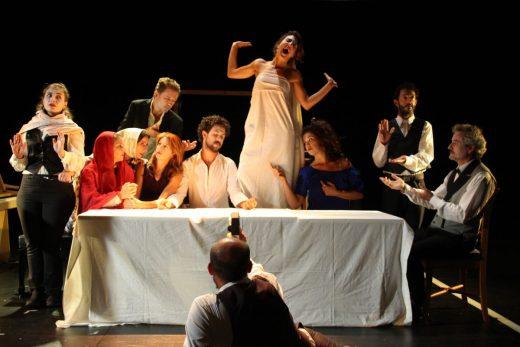 Imagen de la obra teatral