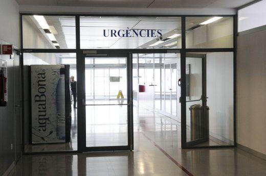 Hay 7 pacientes de Covid ingresados en el Hospital