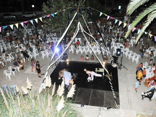 (Fotos) El festival de circo se pone en marcha