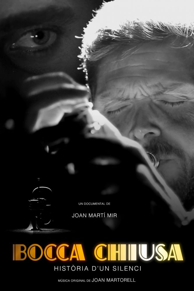 Cartel del documental Bocca-chiusa dirigido por el periodista de Ferreries Joan Martí
