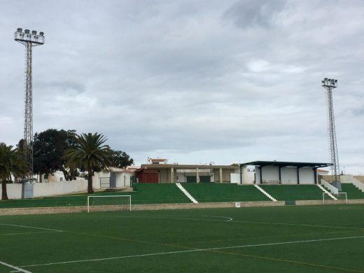 Campo de fútbol Los Nogales de Es Migjorn Gran