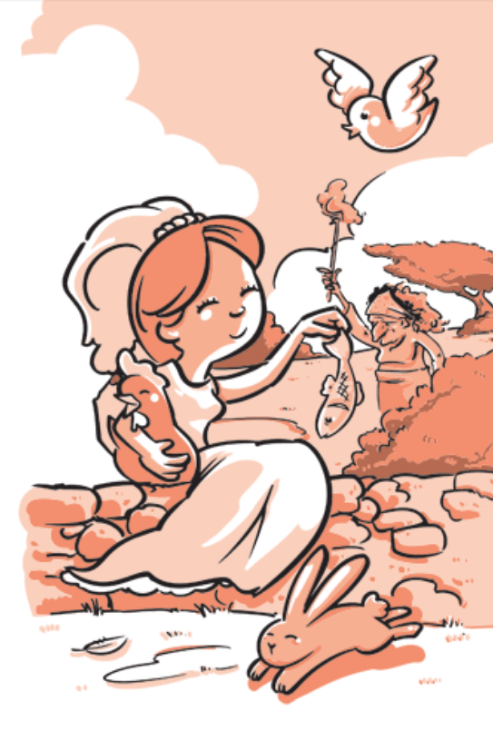 La novia d'Algendar te espera