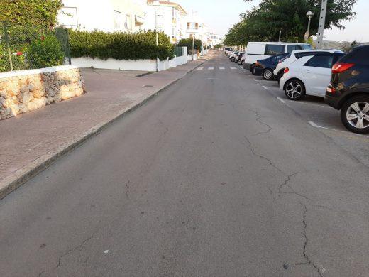Calle Fornells de Maó