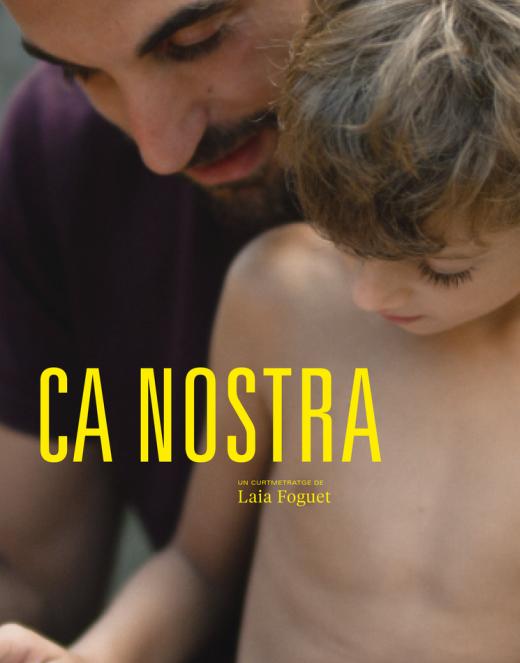 Cartel del cortometraje rodado en Menorca