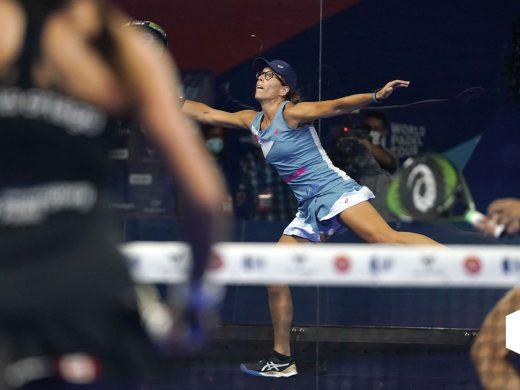 (Fotos y vídeo) Gemma Triay jugará la final en Bintaufa