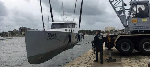 Imagen de la embarcación (Foto: Economía de Mallorca)