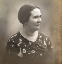 Retrato de Margarida Orfila.