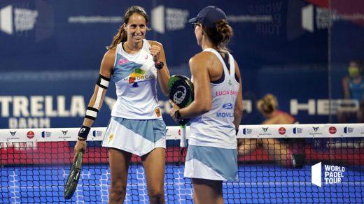 Triay y Sainz, tras una victoria (Foto: WPT)