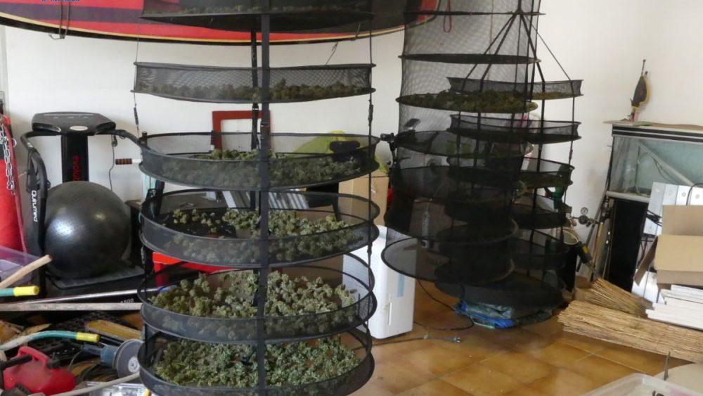 Imagen de la droga preparada para la venta (Foto: Policía Nacional)