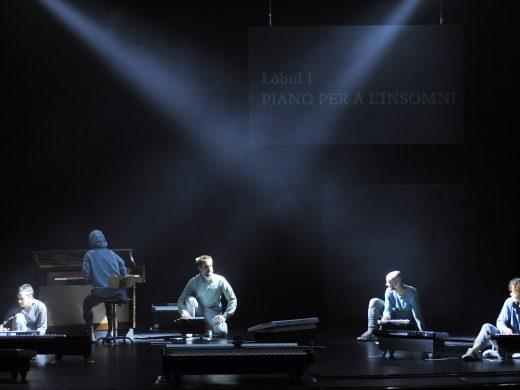 Danza contra el estigma en el Teatre Principal
