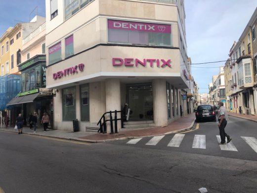 Imagen de las instalaciones de Dentix en Maó