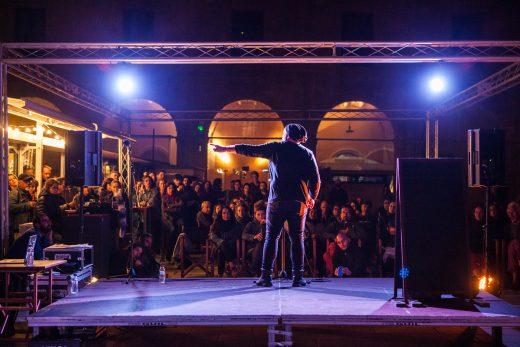 Imagen de archivo de la Poetry Slam Balear (Foto: Maurici Mayol Miró)