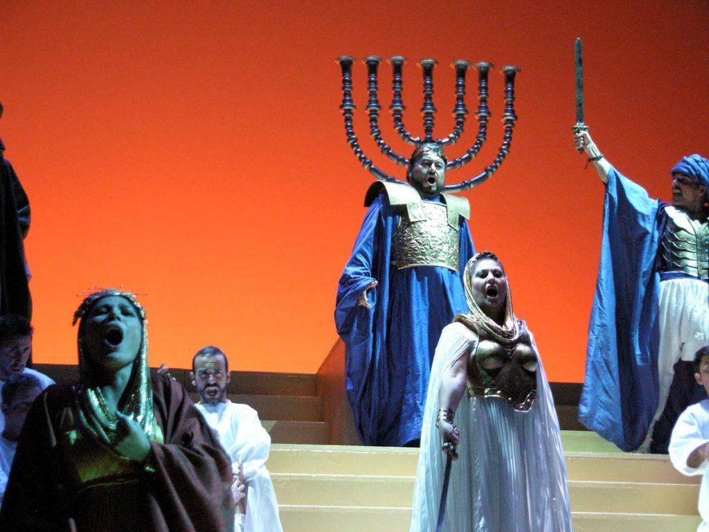 Ópera La Bohème
