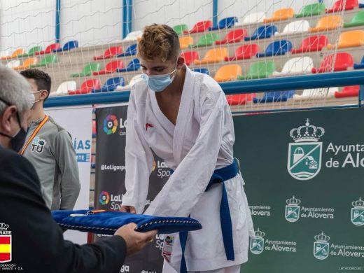 (Fotos) Julen Triay logra el oro y Judith Álvarez el bronce en la Liga Nacional