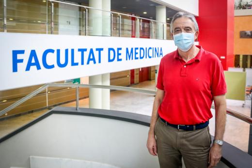Imagen del doctor Ignacio Ramírez (Foto: UIB)