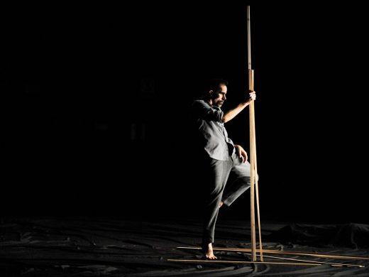 (Fotos) Danza al desnudo