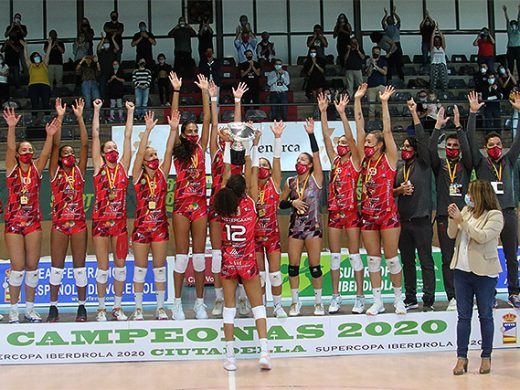 (Fotos) Supercampeonas