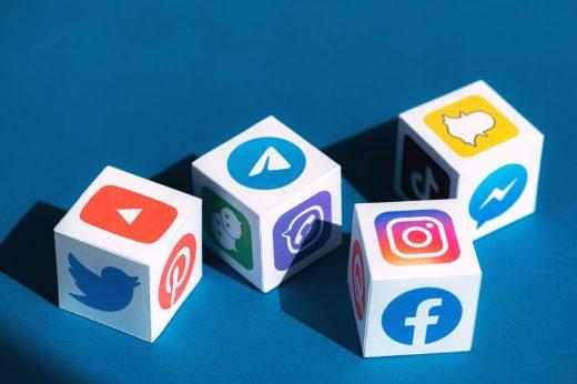 Logotipo de algunas redes sociales (Foto: istock.com)