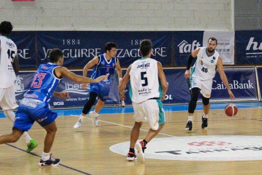 Acción del partido disputado en Tarragona (Foto: Hestia Menorca)
