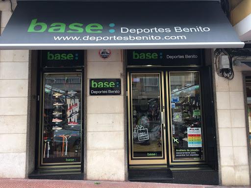 Imagen exterior de la tienda de la calle Sant Esteve.