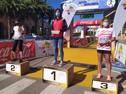 (Fotos) Ciutadella corona a Toni Gran y Rosa Córdoba