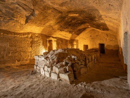 Amplían la iluminación de los túneles subterráneos del Castillo de San Felipe