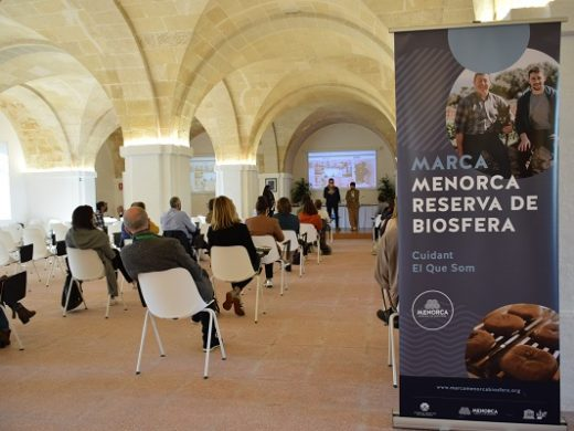 ¿Qué productos de Menorca tienen la marca Reserva de Biosfera?