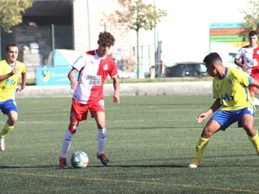 (Fotos) El Atlético Villacarlos cae goleado en Girona