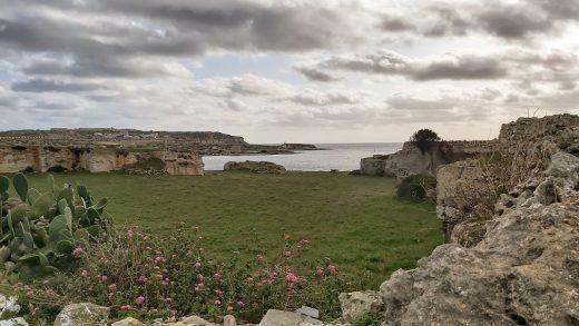 Vistas desde la urbanización Sol del Este (Fotos: Ajuntament d'Es Castell)