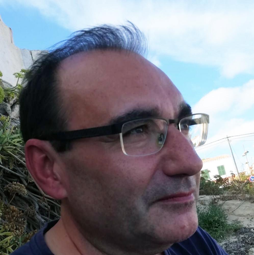 Pere Melis Nebot en una imagen de sus redes sociales
